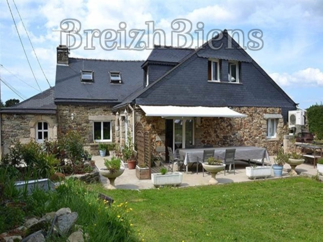 longere for sale central brittany